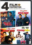 4 Film Favorites: Chris Tucker Collection , Jackie Chan