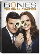 Bones: The Complete Twelfth Season (The Final Chapter) , Emily Deschanel