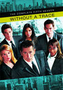 Without a Trace: The Complete Fifth Season , Anthony LaPaglia