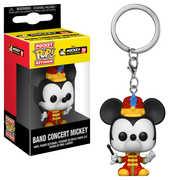 FUNKO POP! KEYCHAIN: Mickey's 90th - Band Concert Mickey