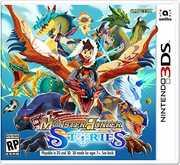 Monster Hunter Stories for Nintendo 3DS
