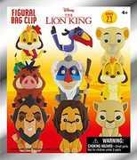 Lion King 3D Foam Collectible Bag Clip in Blind Bag