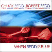 When Redd Is Blue /  Various