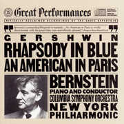 Rhapsody in Blue /  An American in Paris , Leonard Bernstein