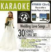 Karaoke: Wedding Songs, Vol. 1