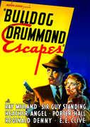 Bulldog Drummond Escapes , Ray Milland
