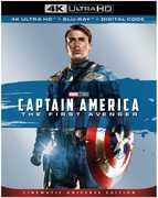 Captain America: The First Avenger , Chris Evans