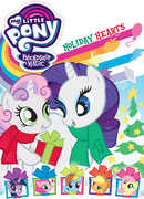 My Little Pony Friendship Is Magic: Holiday Hearts , Tara Strong
