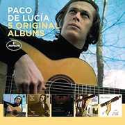 5 Original Albums by Paco De Lucía , De Lucia, Paco
