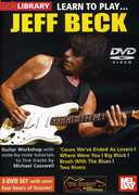 Learn to Play Jeff Beck , Michael Casswell