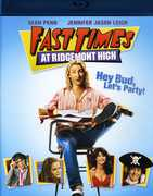 Fast Times At Ridgemont High , Sean Penn