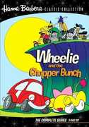 Wheelie and the Chopper Bunch: The Complete Series , Frank Welker