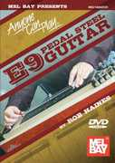 Anyone Can Play E9 Pedal Steel Guitar , Rob Haines