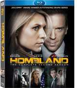 Homeland: The Complete Second Season , Claire Danes