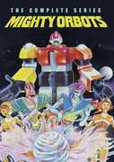 Mighty Orbots: The Complete Series , Sherry Alberoni