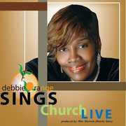Debbie Orange Sings Church Live