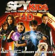 Spy Kids: All the Time in the World (Original Soundtrack)