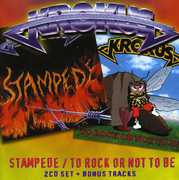 Stampede /  to Rock or Not to Be [Import]