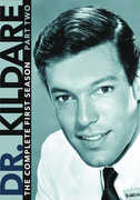 Dr. Kildare: The Complete First Season , Richard Chamberlain