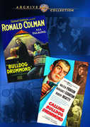 Bulldog Drummond Double Feature , Ronald Colman