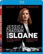 Miss Sloane , Jessica Chastain