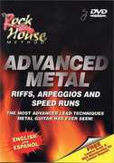 Advanced Metal: Riffs, Arpeggios and Speed Runs , John McCarthy