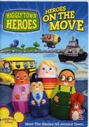 Higglytown Heroes: Heroes on the Move , Dee Bradley Baker