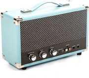GPO SW158HBLU Westwood Vintage Bluetooth 25 Watt Speaker Blue