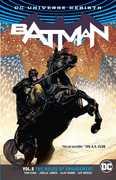 Batman Vol. 5: Rules of Engagement (Rebirth) (DC)