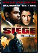 The Siege , Denzel Washington