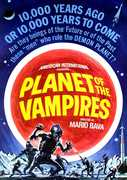 Planet of the Vampires , Barry Sullivan
