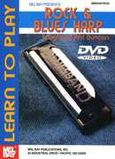 Learn to Play Rock & Blues Harp , Phil Duncan