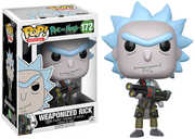 FUNKO POP! ANIMATION: Rick and Morty - Weaponized Rick