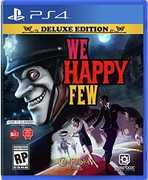We Happy Few - Deluxe Edition for PlayStation 4