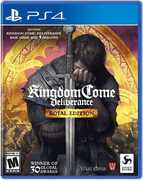 Kingdom Come Deliverance Royal Edition for PlayStation 4