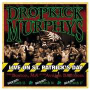 Live on St. Patrick's Day from Boston Ma