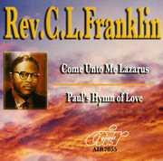 Come Unto Me Lazarus/ Paul's Hymn Of Love