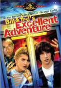 Bill & Ted's Excellent Adventure , Keanu Reeves