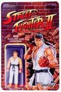 Super7 - ReAction - Street Fighter II ReAction Figures - Ryu