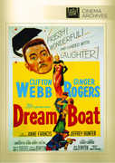 Dreamboat , Clifton Webb