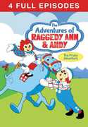 The Adventures of Raggedy Ann & Andy: The Pirate Adventure and More Stories , Josh Rodine