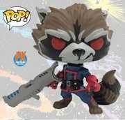Pop Marvel GOTG Comic Rocket Raccoon Classic PX Vinyl Figure