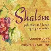 Shalom: Folks Songs & Dances of a Young Nation
