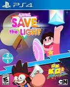 Stephen Universe: Save the Light & OK K.O.! Let's Play Heroes forPlayStation 4