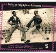 Rhythmo De Cotonou, Vol. 1: Vodoun Effect - Funk and Sato From Benin'sObscure labels 1972-1975