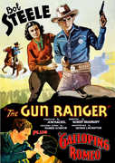 The Gun Ranger /  Galloping Romeo , Bob Steele