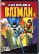 The New Adventures of Batman (DC) , Adam West