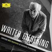 Complete Bach Recordings on Deutsche Grammophon , Walter Gieseking