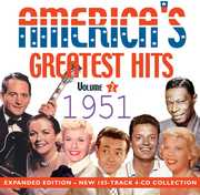 America's Greatest Hits 1951 , Various Artists