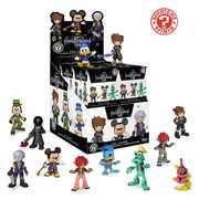 FUNKO MYSTERY MINI: Kingdom Hearts 3 Mystery Minis (ONE Mystery Figure Per Purchase)
